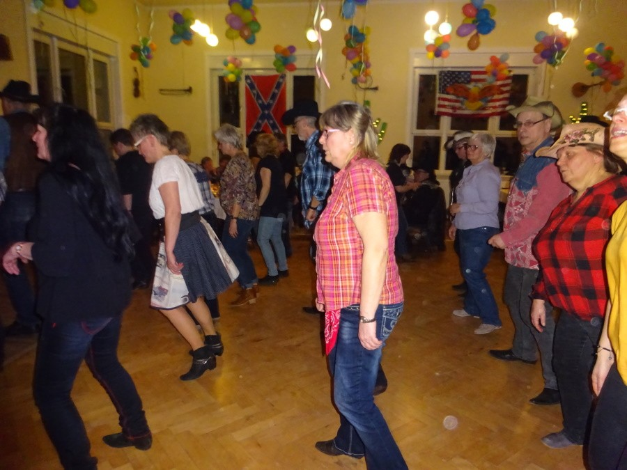 Friends of Dance Linedance Party 29.02.2020